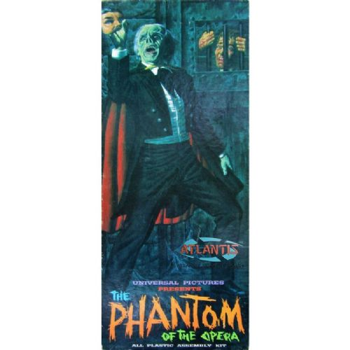 Phantom Of The Opera 1/8 Sclae Model Kit Atlantis